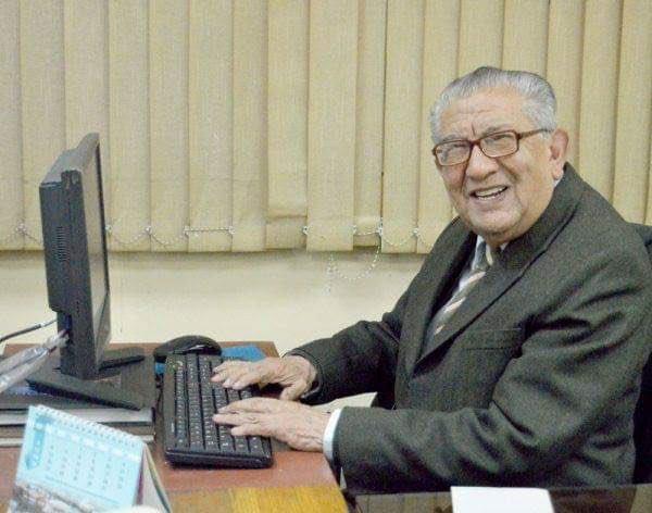 Falleció Editor de periódico El DiarioperiodistaAlberto Zuazo