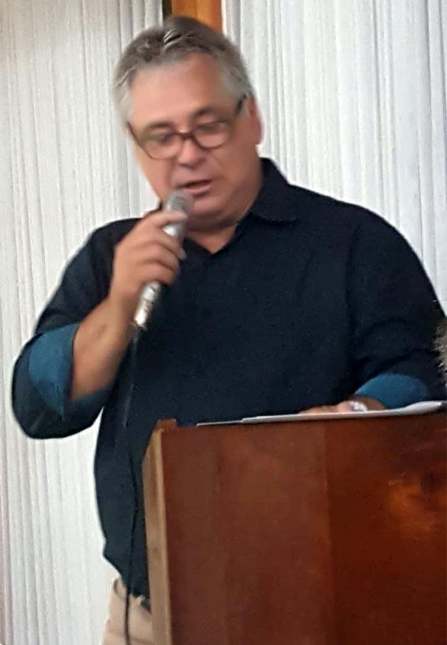 Gerardo Lima nuevo presidente de Federación de Empresarios de Pando