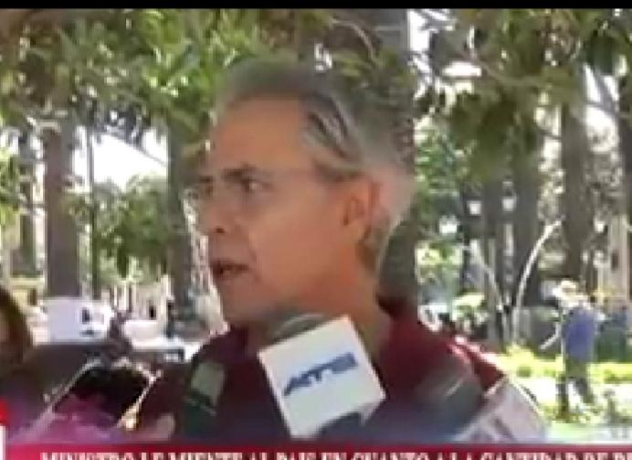 """Senador Fernando Campero denuncia """"mentiras"""" permanentes del ministro de Hidrocarburos"""