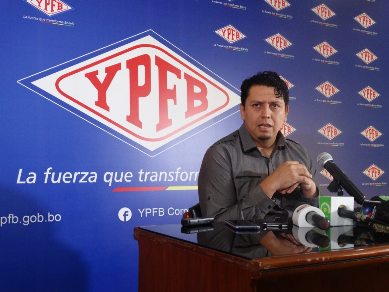 YPFB superará el millón de instalaciones de gas domiciliario en la gestión 2019