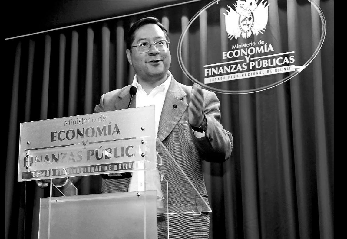 Arce asume el Ministerio de Economía con el desafió de profundizar modelo comunitario productivo