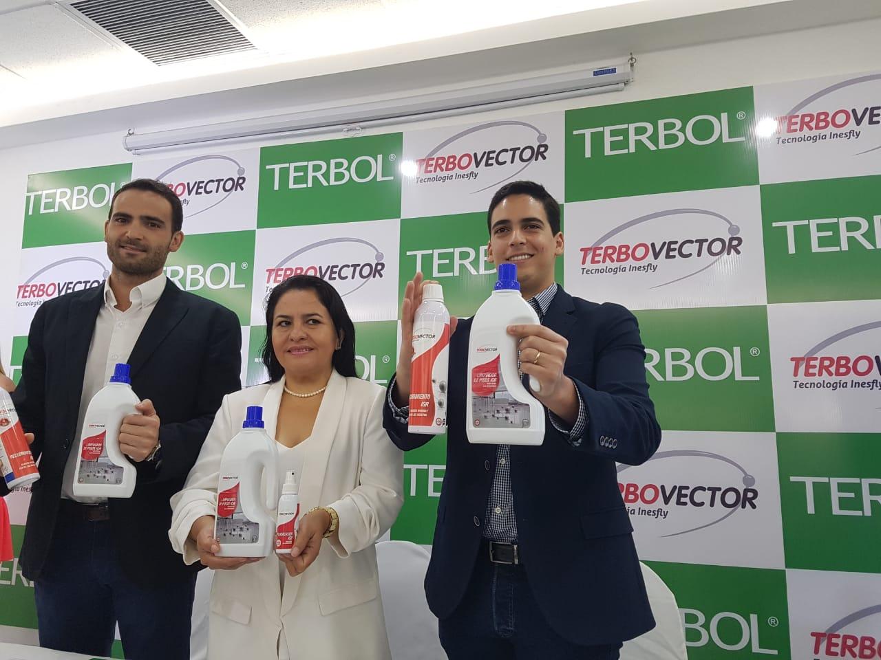 Terbol lanza un insecticida para el hogar y uso personal
