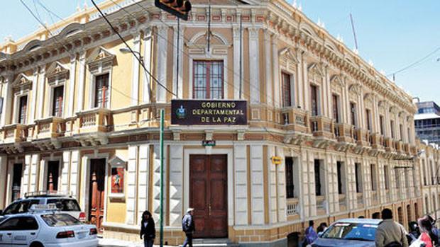 Gobernación de La Paz tuvo mejor ejecución presupuestaria