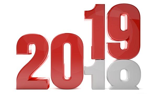 Nuevos desafíos, nuevas oportunidades: bienvenido 2019!
