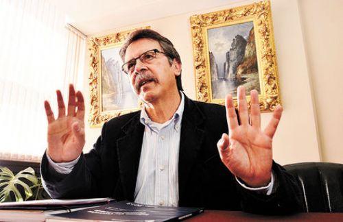 Gabriel Herbas exdiputado oficialista es nuevo vicepresidente de Banco Central
