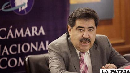 Federación de Empresarios Privados de Oruro respalda candidatura de Marco Antonio Salinas para presidente de Confederación de Empresarios Privados de Bolivia