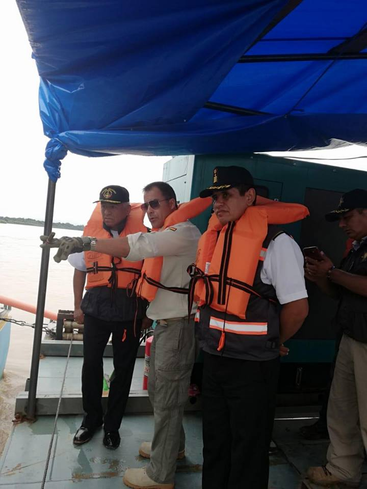 Marina mercante privada navega en ríos del Beni dinamizando esa región