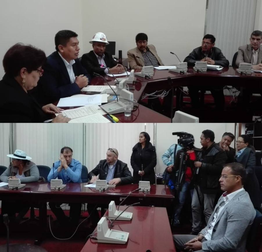 Comisión de Minería de la Cámara Baja se compromete a desburocratizar el sector