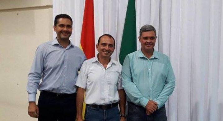 Diaz a la cabeza de la Directiva de la Camara Agropecuaria del Oriente 2019-2020