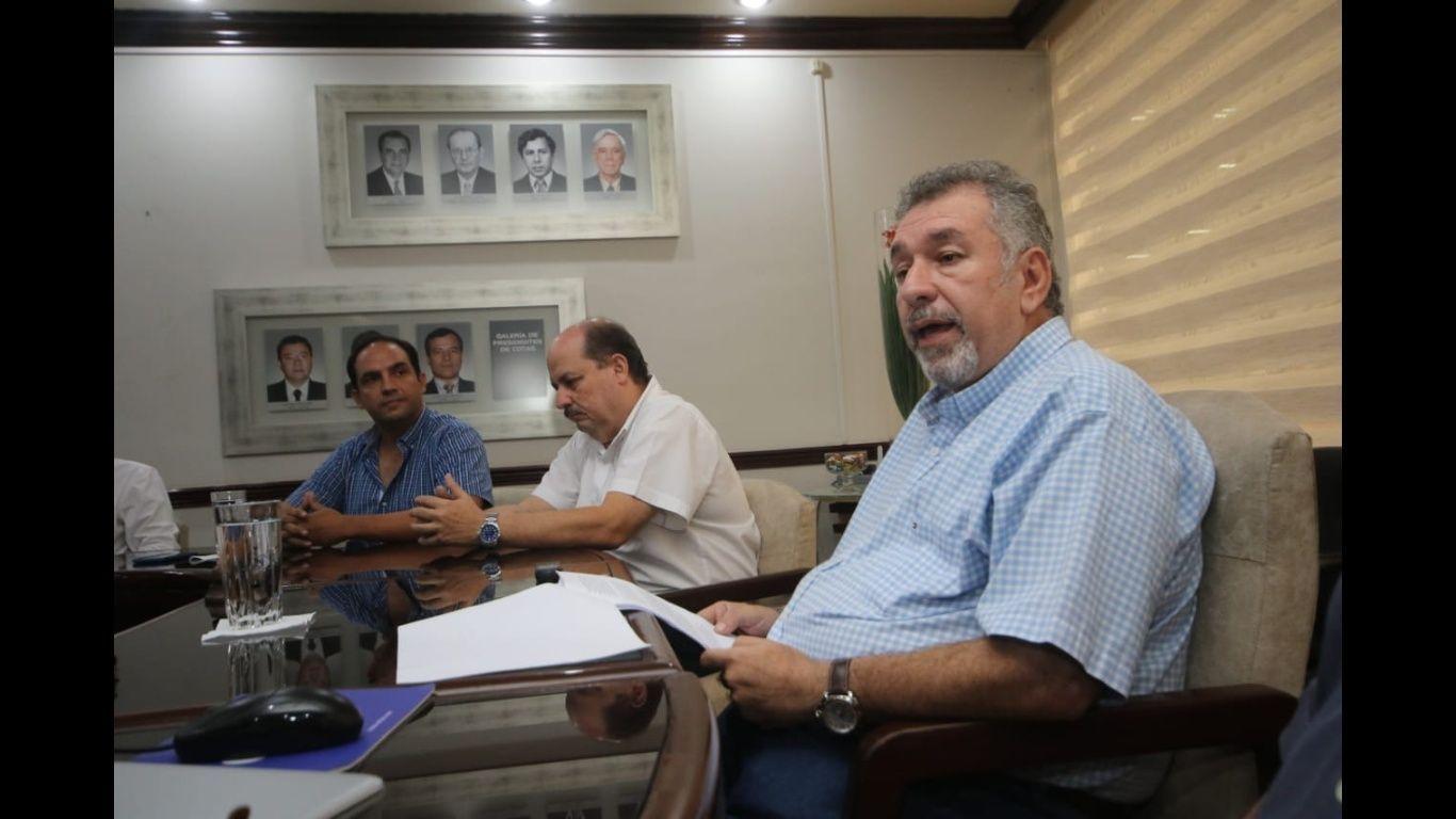 Presidente de COTAS pide licencia indefinida en medio de escándalo por robo millonario