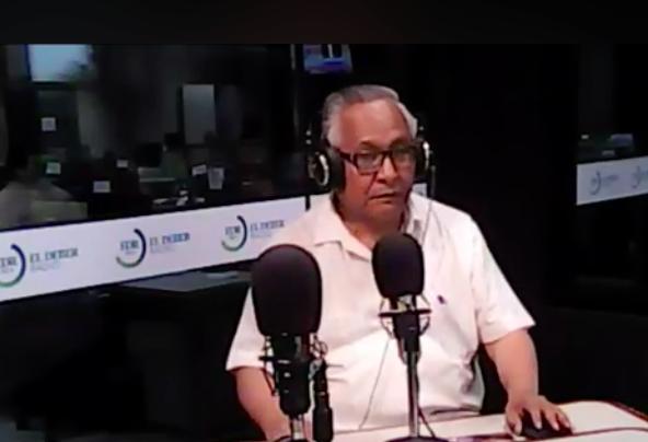 Victor Hugo Cárdenas vuelve a criticar ausencia de política en hidrocarburos