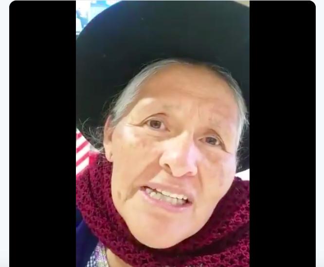 Economía de Chuquisaca está muy mal y no funciona: exgobernadora Savina Cuéllar