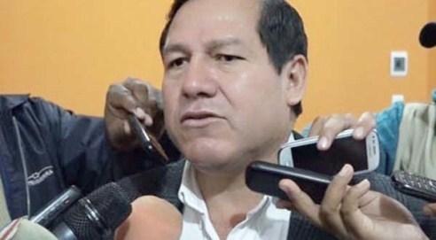 Alcalde de Yacuiba Ramiro Vallejos lidera evacuación de familias ante crecida de río Pilcomayo
