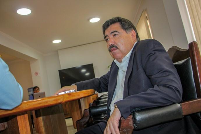 Marco Salinas: Bolivia crece con desequilibrios regionales y eso es inaceptable
