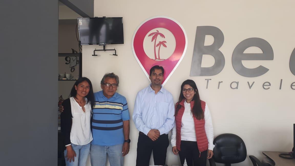 Algunos empresarios de Cochabamba dan el paso para modernizar tecnología de agencias de turismo