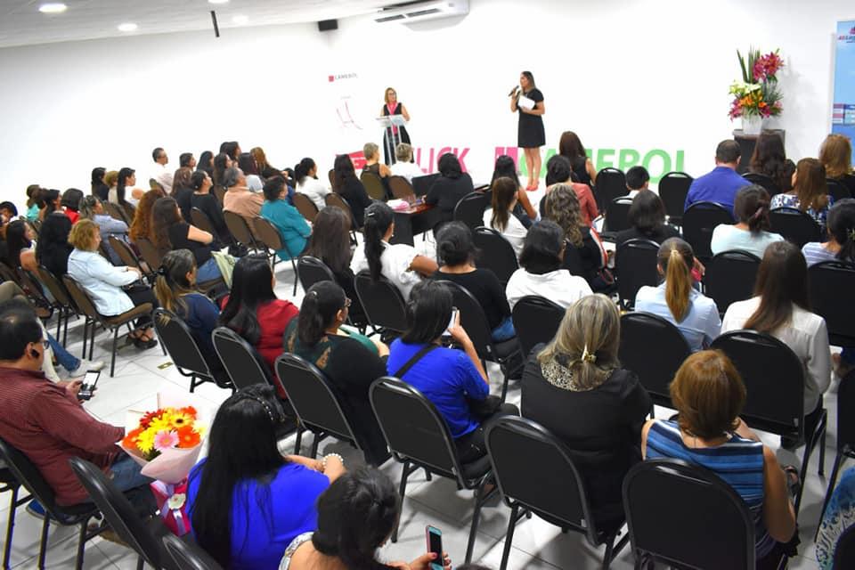 Se viene el congreso de mujeres empresarias CAMEBOL
