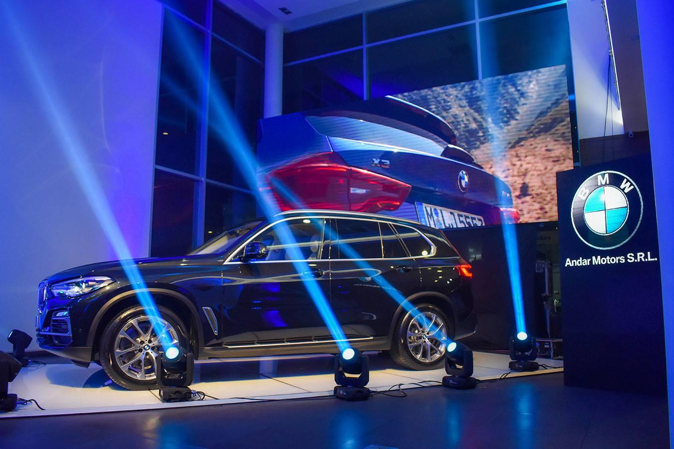 BMW X5 impresiona con sus innovaciones