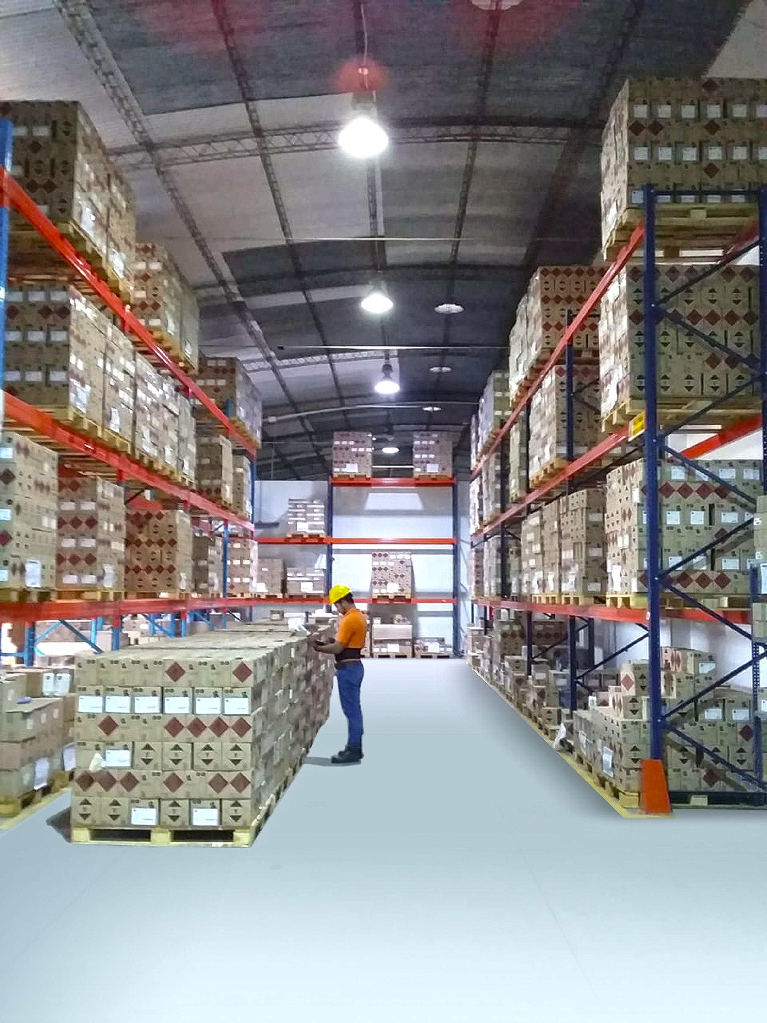 Hansa obtiene certificación sobre buenas prácticas de almacenamiento