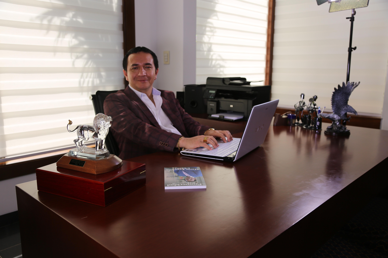 Mario Franklin Chávez Mendez, el visionario del Emporio SION