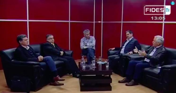 Bonadona, Chávez, García y Alvarado cuatro economistas hacen una radiografía de la economía boliviana: el pronóstico no es el mejor