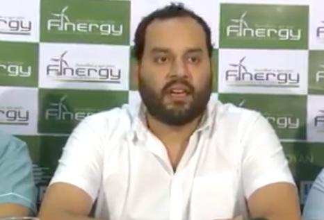 """Secretario Herland Soliz presenta Feria Internacional de Energías """"Finergy 2019"""""""