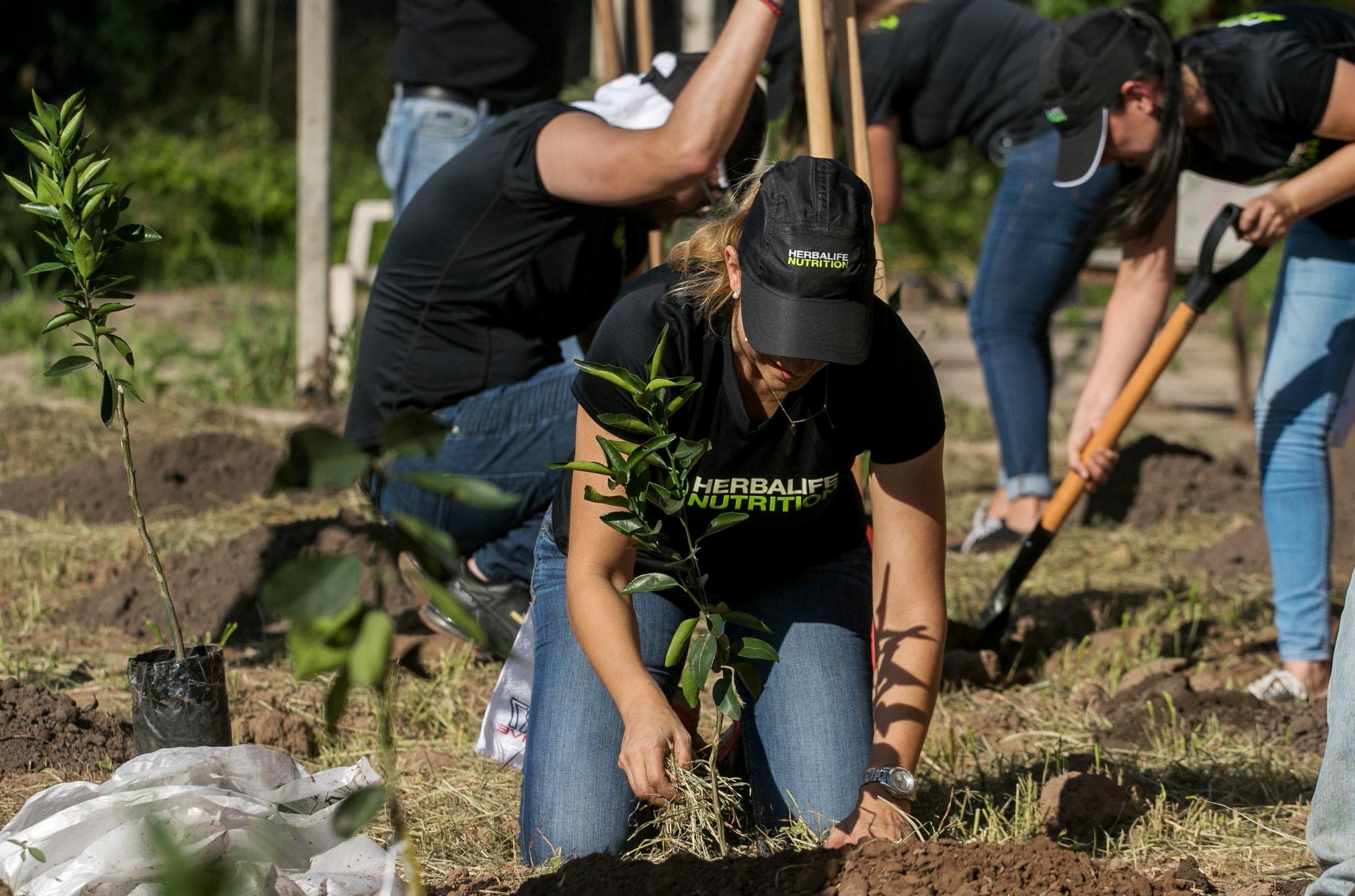 Herbalife Nutrition, inspira resultados en comunidades necesitadas alrededor del mundo