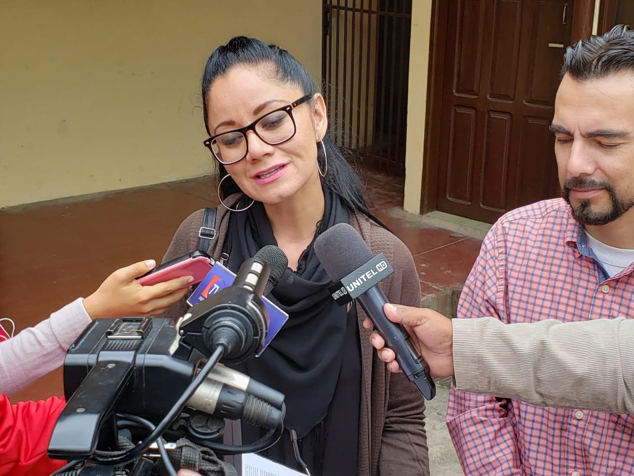 Cantante Camila Soruco tiene un sueldo en el Municipio y no se conoce que trabajo realiza