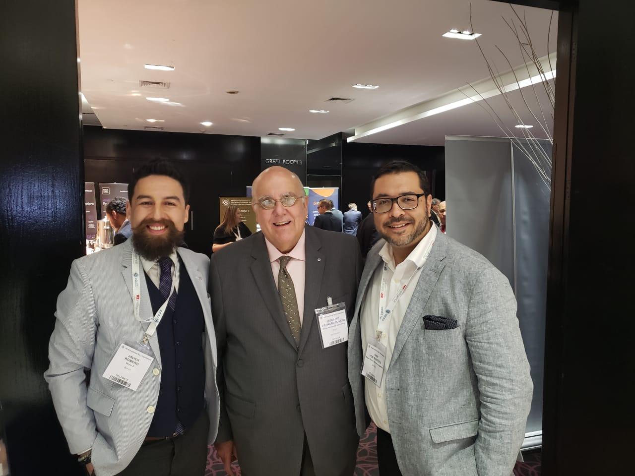 Iver Von Borries participa del Latin American Regional Forum and the IBA Corporate and M&A Law Committee que se desarrolla enSantiago de Chile