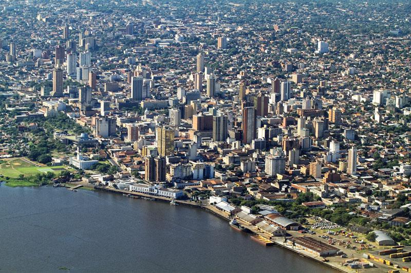 Paraguay la envidia del vecindario