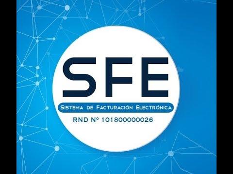 Facturación electrónica entrará en vigencia el 1 de noviembre