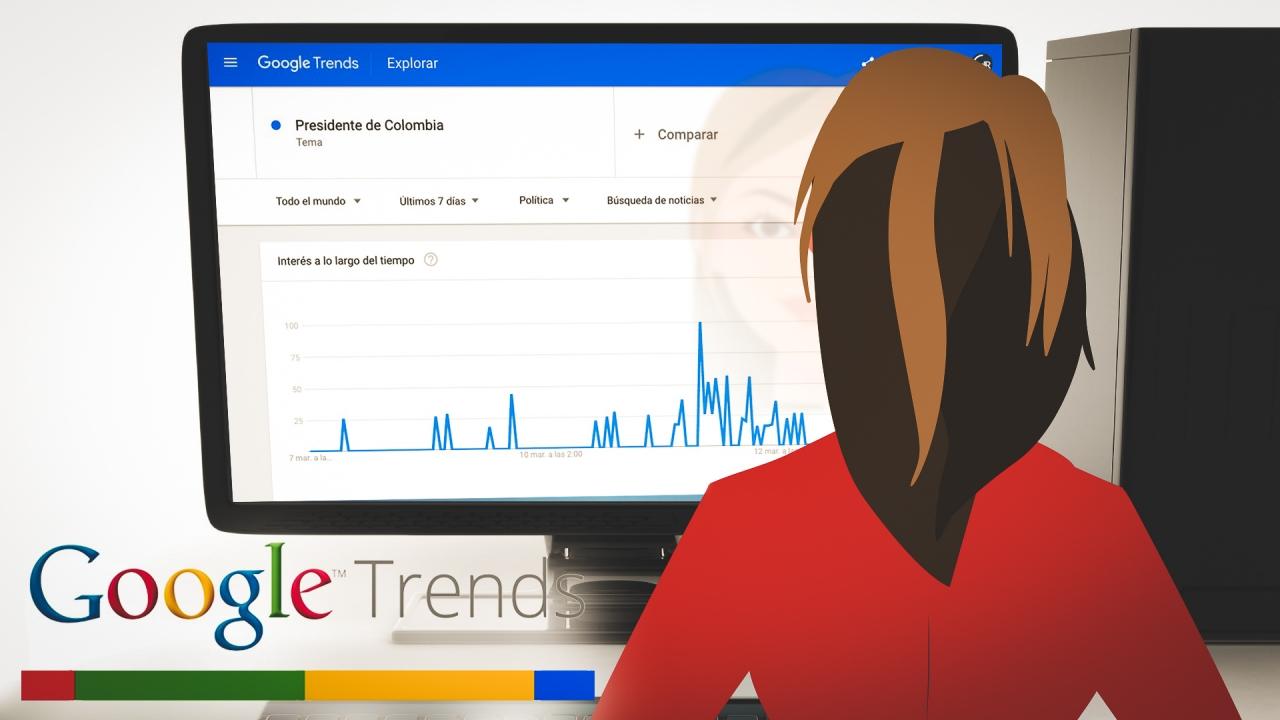 Google presenta nueva herramienta de datos para periodistas y bloggers