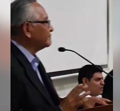 """""""Fui impulsor de internet y la revolución tecnológica en Bolivia"""": exvicepresidente Víctor Hugo Cárdenas"""