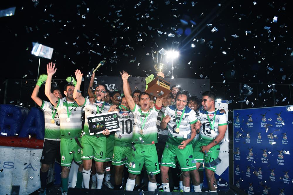 CAINCO fomenta el deporte con campeonato interempresarial de Fútbol 7