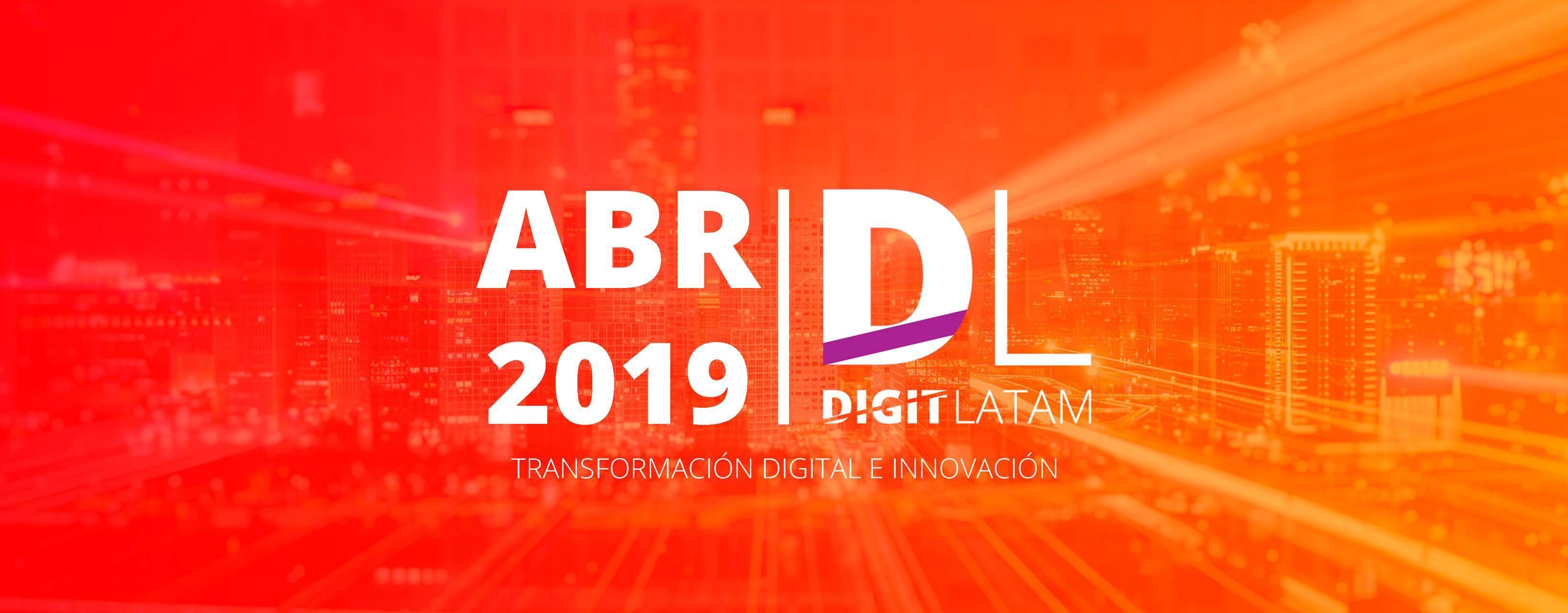 Se viene Digit Latam: el foro de transformación digital e innovación