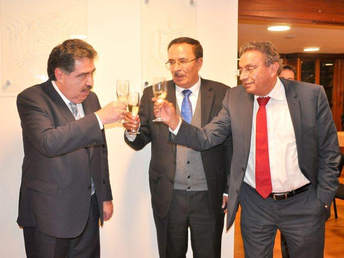 Marco Salinas se despide de presidencia de Cámara Nacional de Comercio