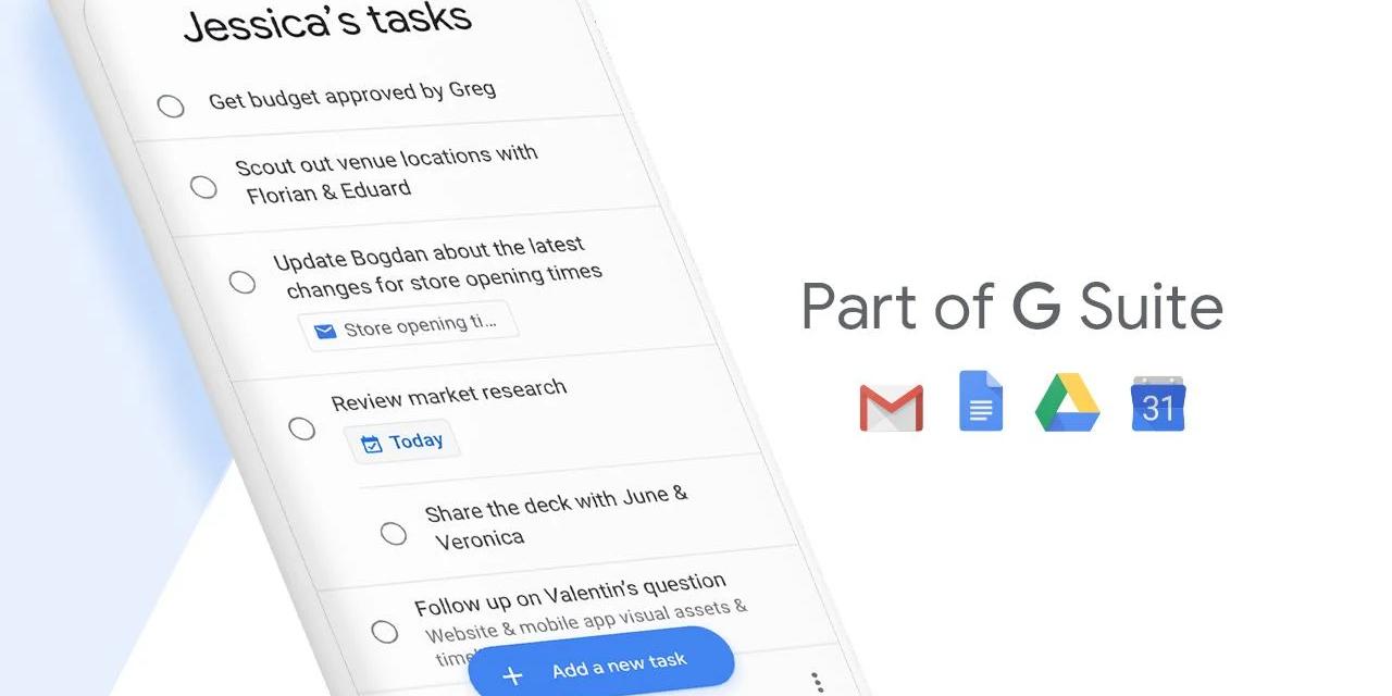 Google Tasks añade dos nuevas funciones para mejorar la gestión de notas y tareas.