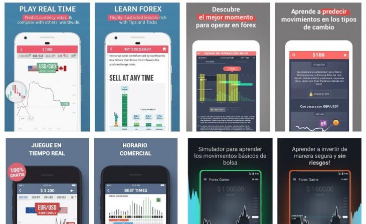 Juegos Forex, los que te ayudarán a aprender a invertir en bolsa