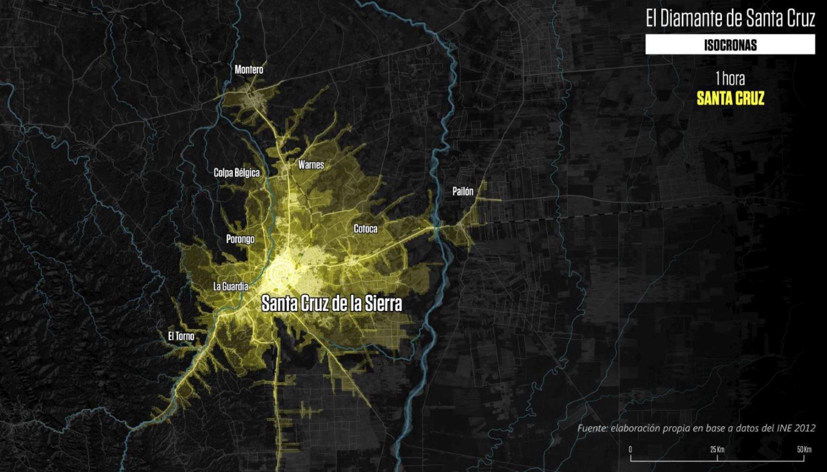 Los retos de la metropolización