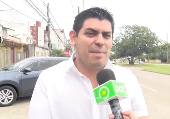 """Humberto Peinado candidato vicepresidencial vuelve a ratificar que anularán """"doble aguinaldo"""""""