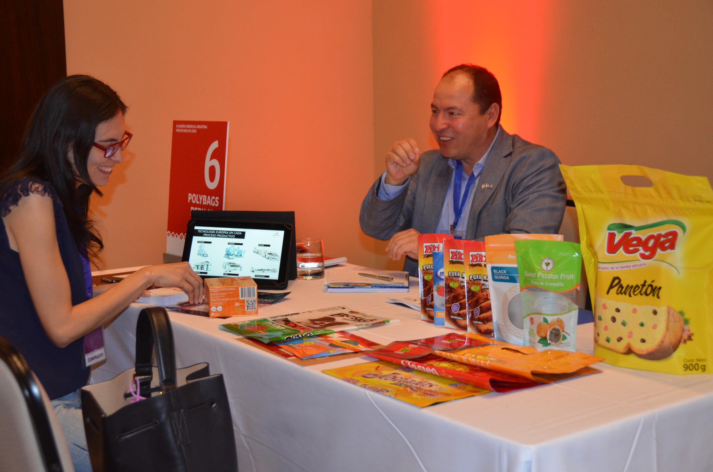 Empresarios peruanos y bolivianos participarán en importante rueda de negocio