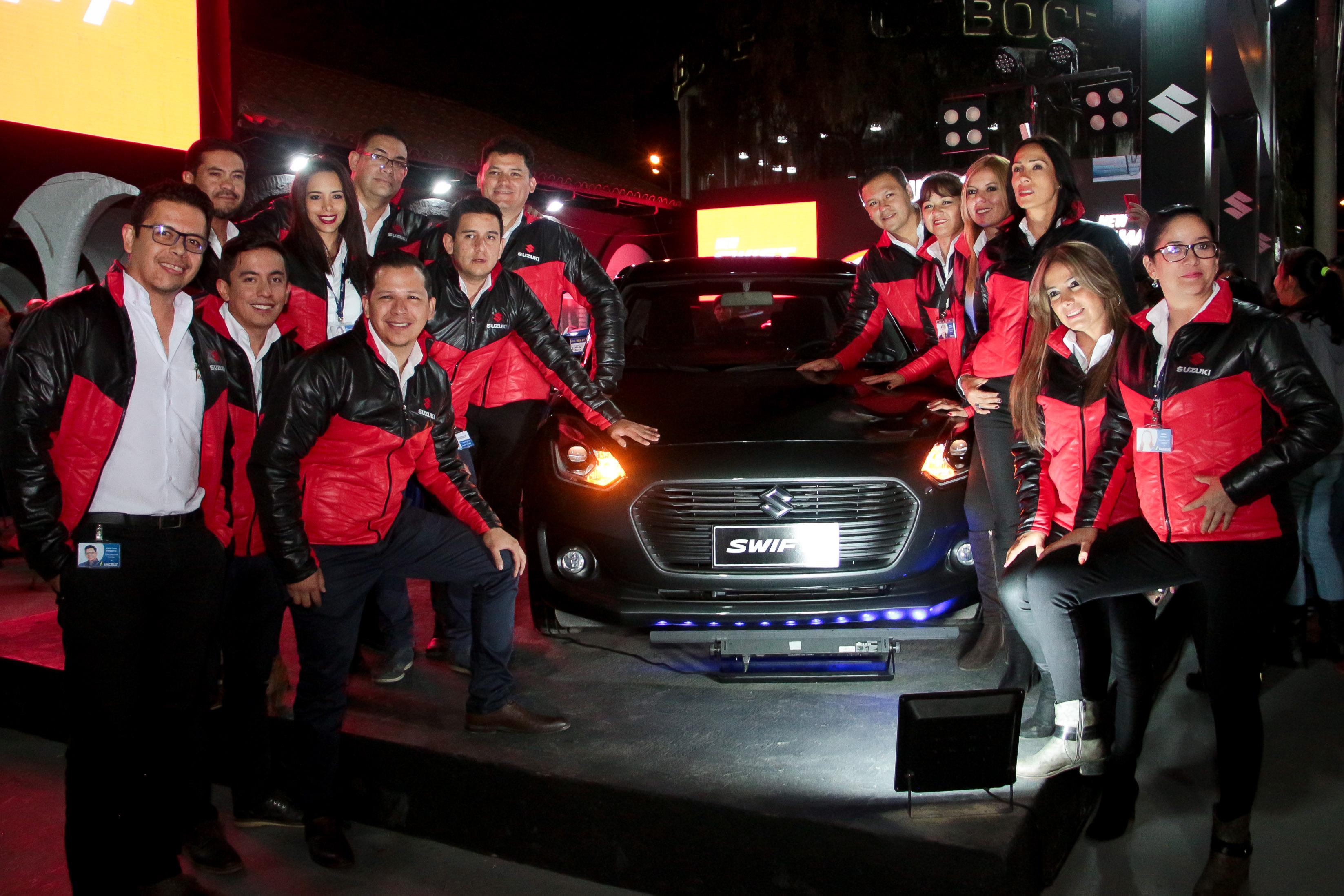 El nuevo Suzuki Swift, el compacto más grande