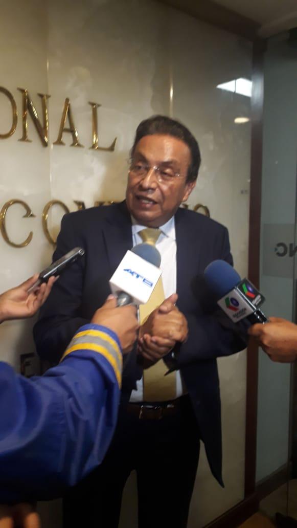 Presidente Cámara Nacional de Comercio, Rolando Kempff, sugirió eliminar el Impuesto a las Transacciones Financieras (ITF)