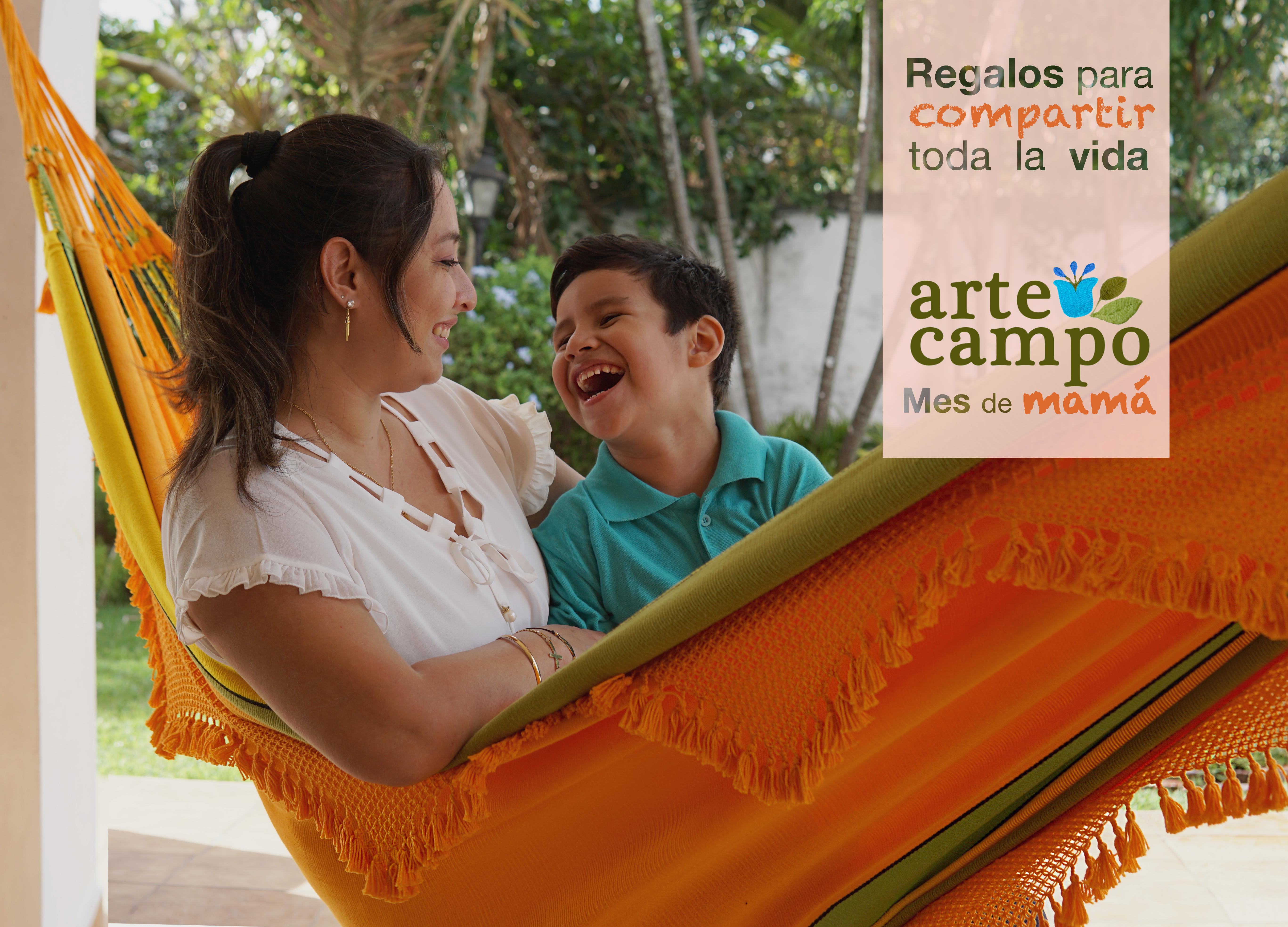 ¡Artecampo propone artesanía de gran variedad y belleza para el mes de las madres!