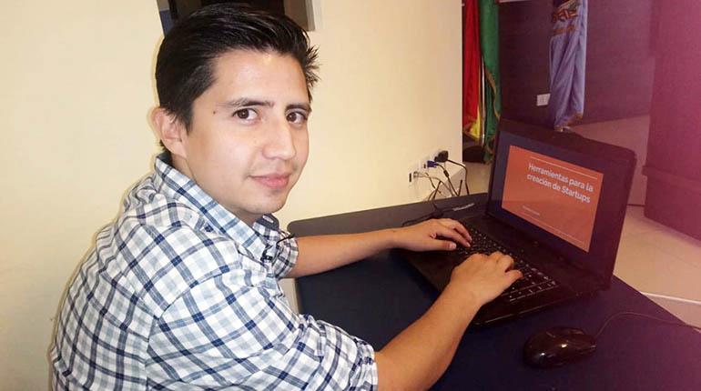 """Alejandro Foronda: """"Las startups en el país tienden a identificarse más con los jóvenes"""""""