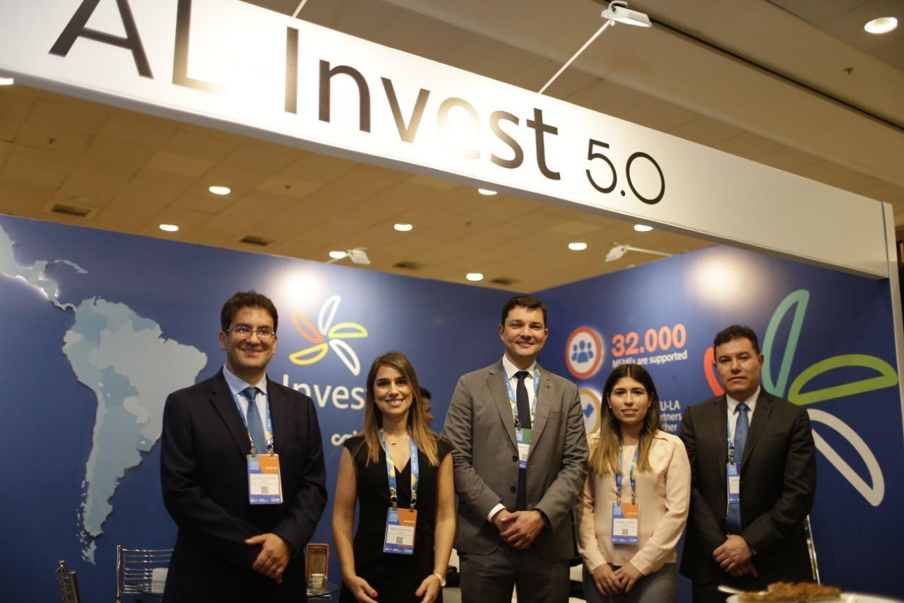 El Programa AL-Invest 5.0 coordinado por CAINCO benefició a 34 mil mipymes latinoamericanas