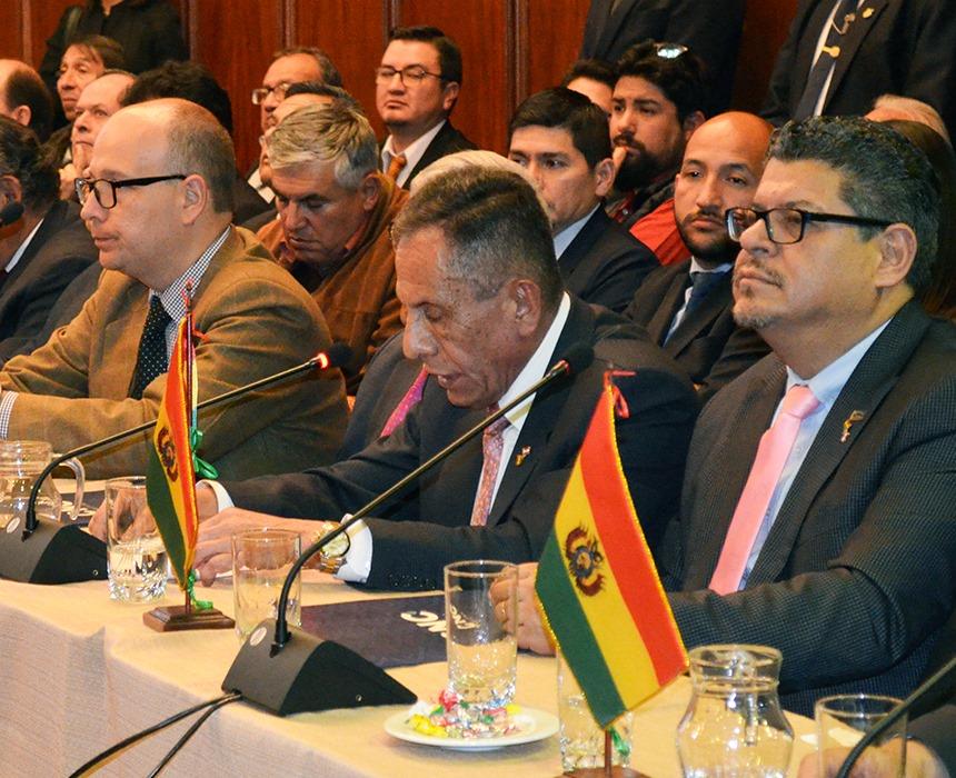 Exitoso 1er Encuentro Empresarial entre Bolivia y Paraguay