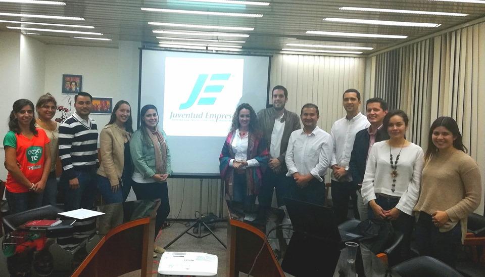 Juventud Empresa junto a banco BDP trabajan en desarrollo de emprendimientos