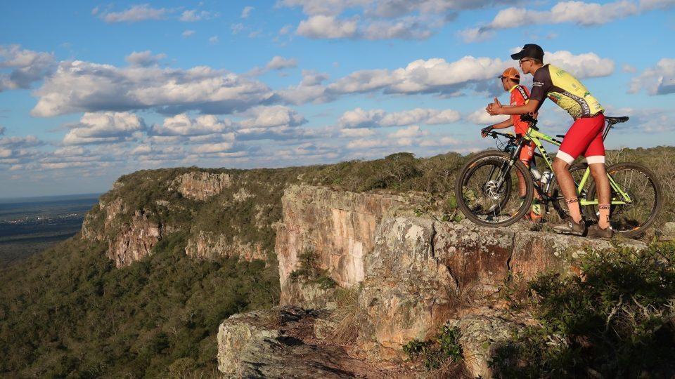 300 kilómetros en rutas para ciclistas mueven economía de municipio San José de Chiquitos
