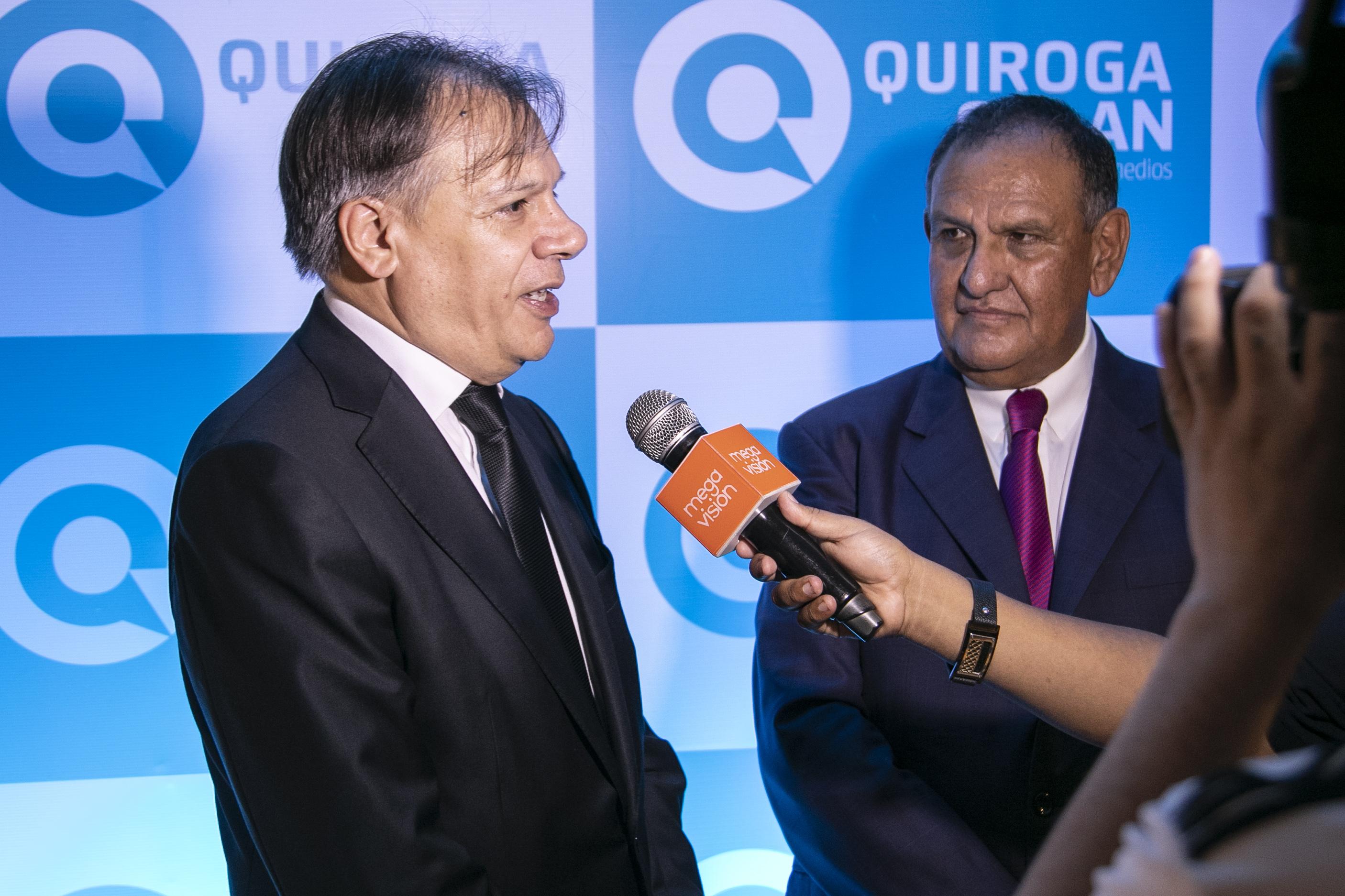 """Juan Ortega Landa: """"Nos aliamos con Quiroga Medios para revolucionar el mercado de la inversión publicitaria"""
