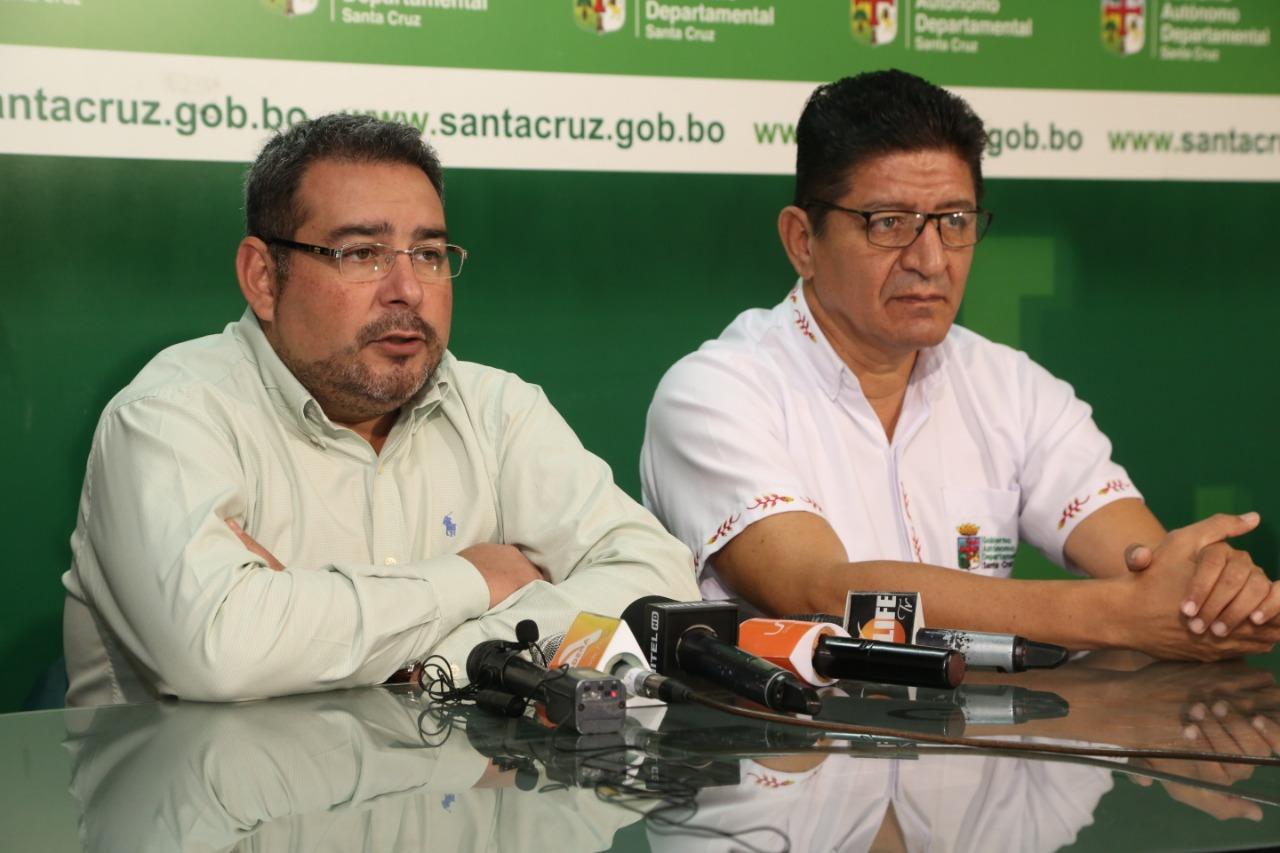Gobernación y Asamblea cruceña acatarán paro cívico convocado por el Comité